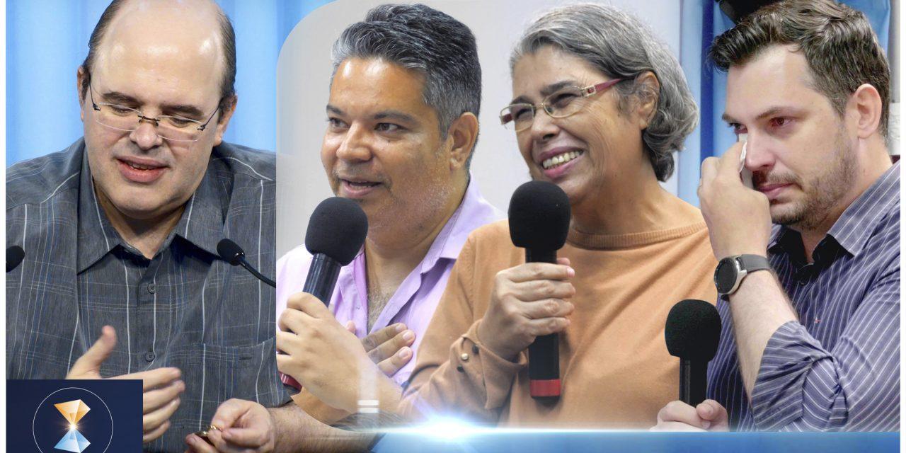 Mensagens foram canalizadas pelo médium Benjamin Teixeira de Aguiar para diversos profissionais