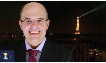 Benjamin Teixeira de Aguiar está prestes a voltar da sua visita a três SantuáriosMarianos na França