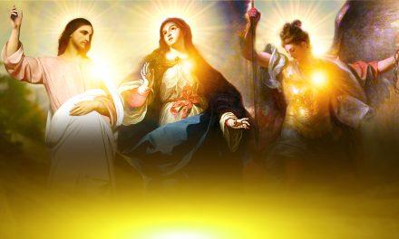 Aparição dos 3 Cristos