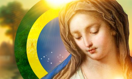 Oração pela paz no Brasil