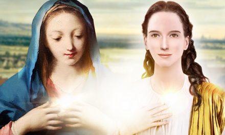 MARIA Santíssima despede-Se de New England e delega importantíssima missão a quem Lhe receber esta Mensagem