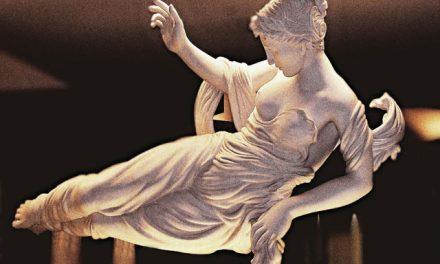 """Aparição da """"Deusa"""" Grega, durante Espetáculo de Ballet (e doze dados precisos, confirmados pela destinatária, fora do conhecimento do médium)."""