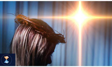 Cruz agora… Luz para sempre!…