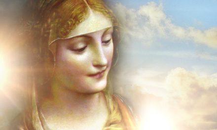 Diálogo com a Mãe Espiritual dahumanidade terrena