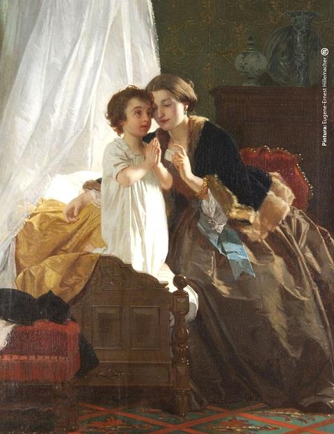 Eugene-Ernest Hillemacher 1818-1887