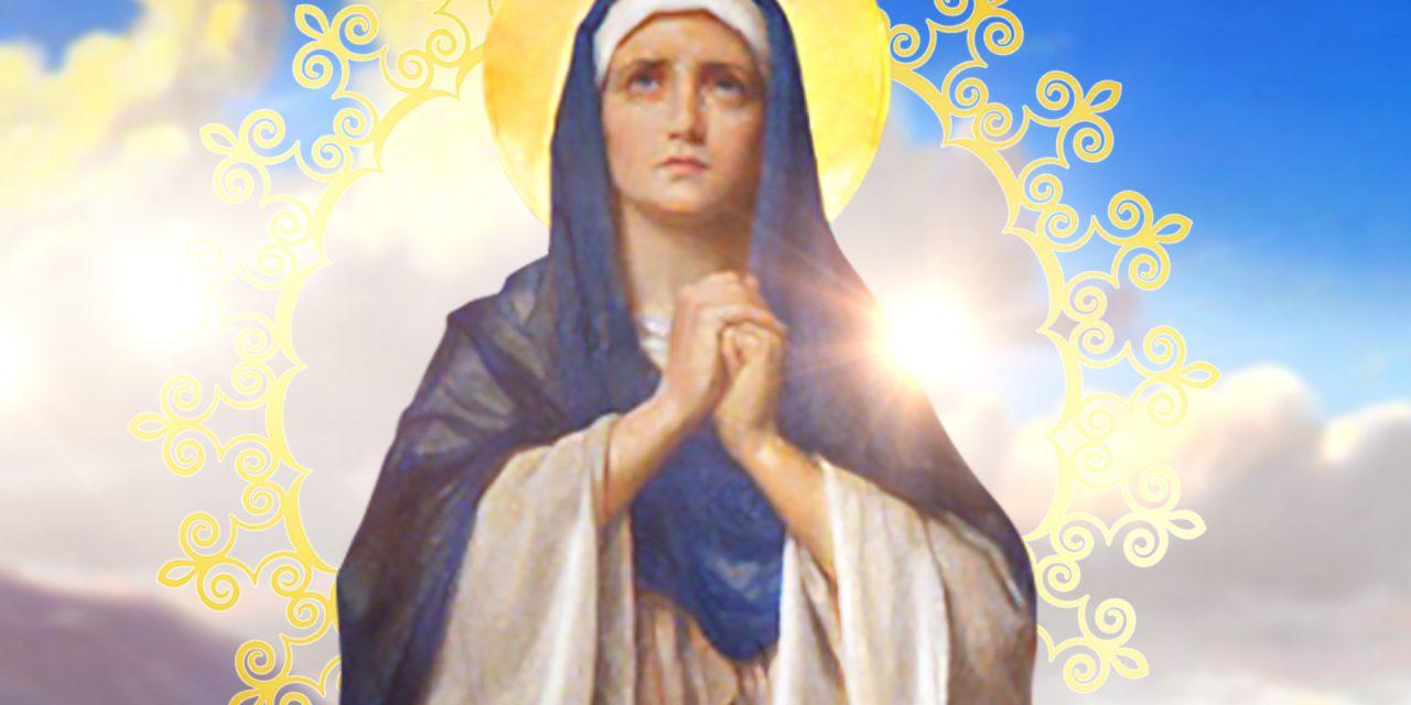 Holy Mary sends a brief message in English, by Her Emissary in the USA / Maria Santíssima envia breve mensagem em inglês, por Sua Emissária nos EUA