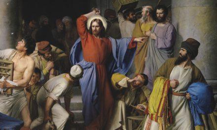Falas duras do Céu chegando às baixadas da Terra – a impressionante e pouco comentada severidade de Jesus