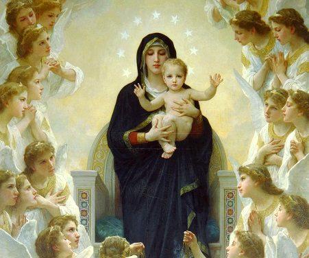 Oração ao Cristo-Mãe!