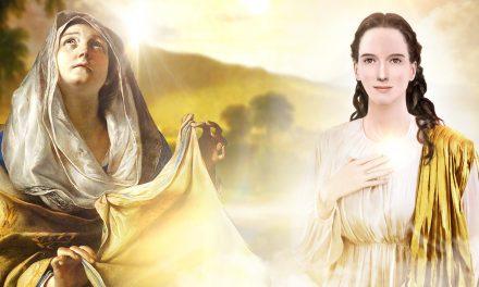 Invocação à Maternidade Divina