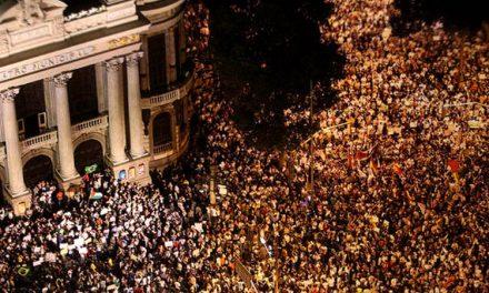 O que a Espiritualidade Diz sobre o Atual Movimento de Manifestações Populares que Toma as Ruas do Brasil.