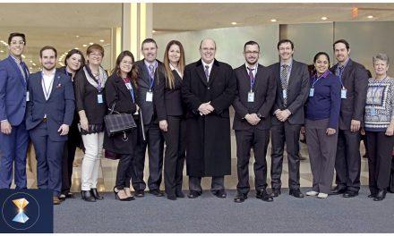 Instituto Salto Quântico no gigante Evento da ONU