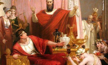 """O enviado celeste que é um """"perigo"""" para seus inimigos"""