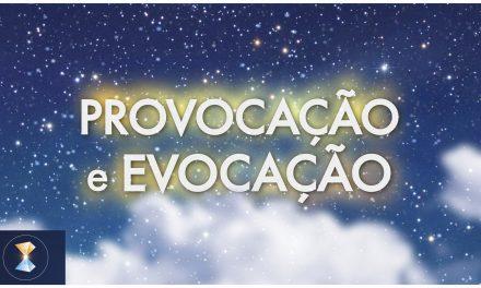 Provocação e evocação (videomensagem)