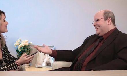 Entrevista concedida por Benjamin Teixeira de Aguiar no Programa Thaïs Bezerra, da TV Atalaia (Aracaju-SE), exibido em 14/05/2017
