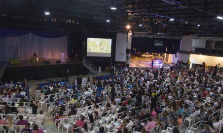 Benjamin Teixeira de Aguiar retorna a Aracaju para acompanhar de perto a reta final dos preparativos do Evento Maria Cristo 2017