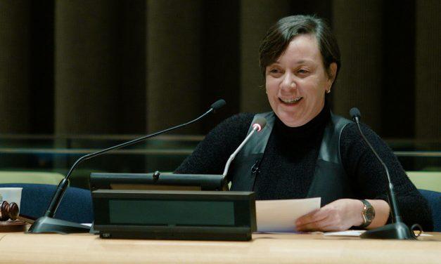 Ph.D. discorre no evento anual do ISQ na ONU sobre cura não explicável pela Ciência, obtida em resposta a pedido feito a Nossa Senhora, no Maria Cristo de 2009
