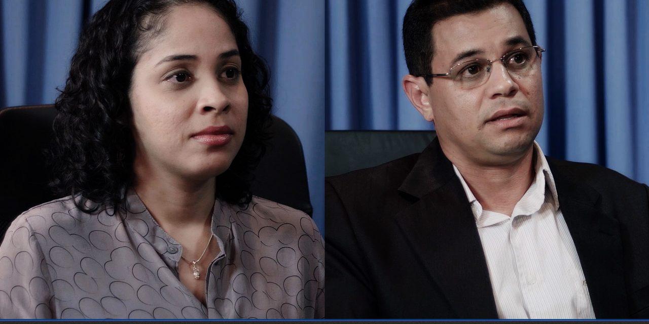 Pós-graduada em Direito Eleitoral e oficial da Polícia Militar concedem testemunho sobre o Fenômeno das Não Mortes.