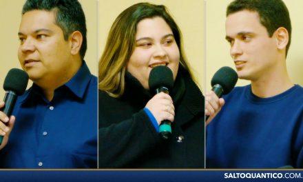 Três testemunhos diferentes de comunicação com o Mundo Espiritual.