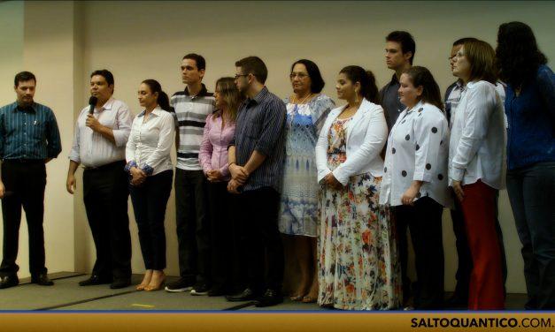 Provas de comunicação espiritual, com testemunho de 13 pessoas.
