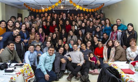 Thanksgiving, o Dia de Ação de Graças, na sede do Quantum Leap Institute nos EUA