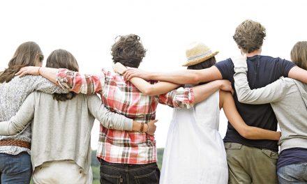 Amigos e amores de outras vidas, de hoje, de sempre!…