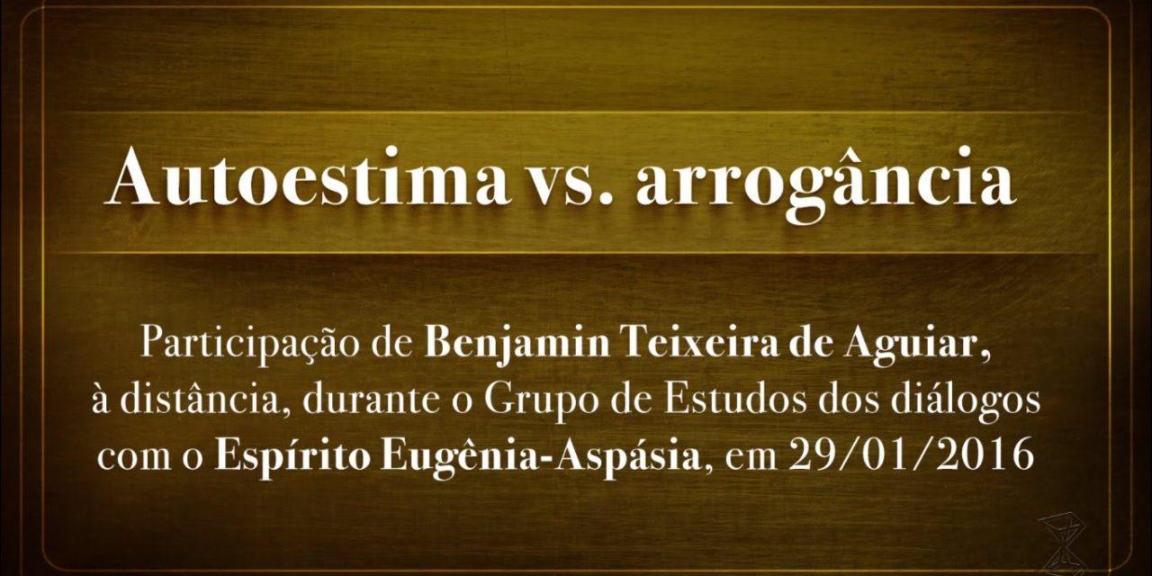 Autoestima vs. arrogância