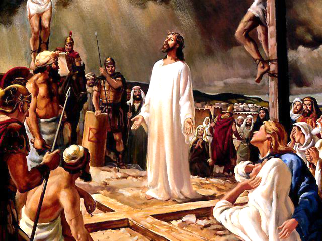 A avançada moral de Jesus
