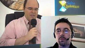 Benjamin Teixeira Entrevista Marcone Vieira, na Celebração dos 22 Anos do Salto Quântico