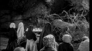 Bernadette Sofre Escárnio Público / Os Dois Primeiros Milagres em Lourdes.