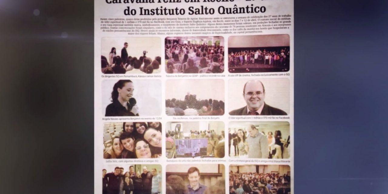 Caravana Feliz em Recife – 27 anos do Instituto Salto Quântico.