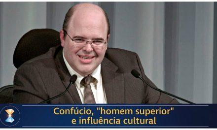 """Confúcio, """"homem superior"""" e influência cultural"""