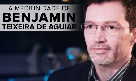 Delano Mothé, linguista e diretor adjunto do ISQ, fala sobre a mediunidade do líder espiritual Benjamin Teixeira de Aguiar