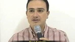 Depoimento de Dr. Raul Andrade, Cirurgião do Aparelho Digestivo.