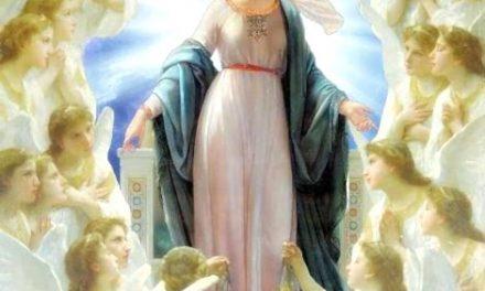 A Descida de Maria Cristo.