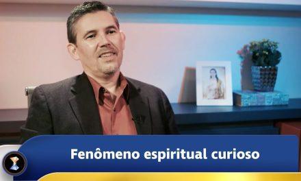 Fenômeno espiritual curioso