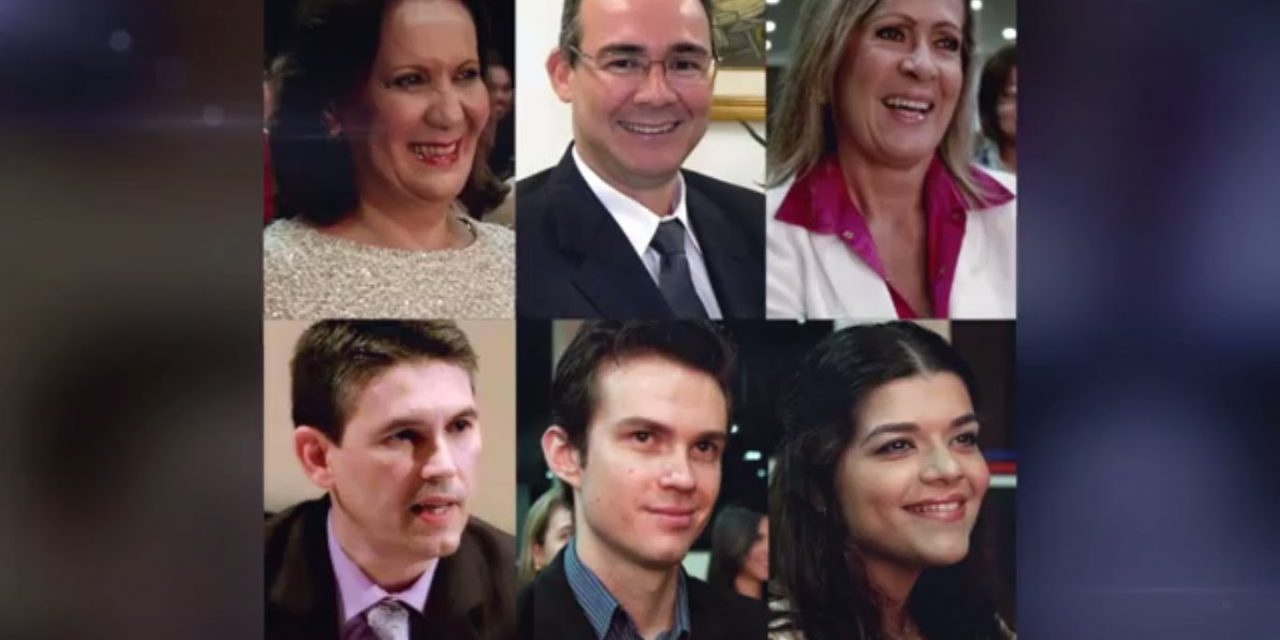 Homenagem a ativos colaboradores do ISQ e contagem regressiva para o Evento na ONU.