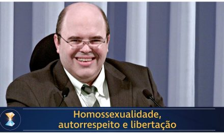 Homossexualidade, autorrespeito e libertação