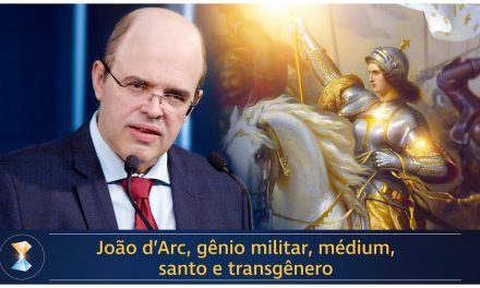 João d'Arc, gênio militar, médium, santo e transgênero