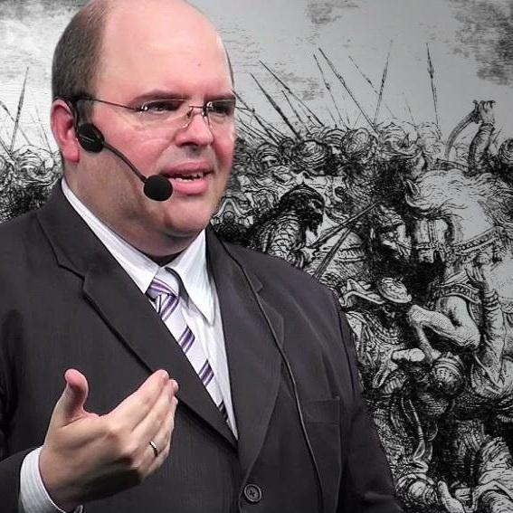 Lendo a Bíblia como as forças diabólicas querem.