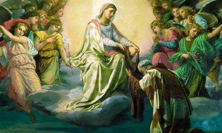 Chico Xavier e as mães santas do Céu