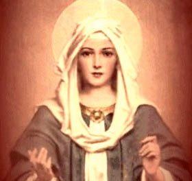 O sentido oculto e verdadeiro da oração do rosário e da penitência, pedidas pela Mãe Maior da Humanidade