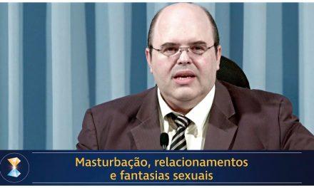 Masturbação, relacionamentos e fantasias sexuais