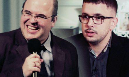 Wagner de Aguiar, editor de vídeos e marido de Benjamin T. de Aguiar, concede brilhante entrevista