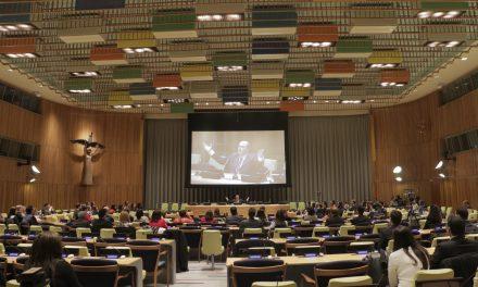 O melhor Evento já realizado pelo ISQ na sede mundial da ONU, desde 2012