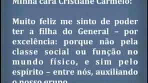 O Espírito Gustavo Henrique Concede Provas da Imortalidade da Alma (Testemunho de Cristiane Carmelo).