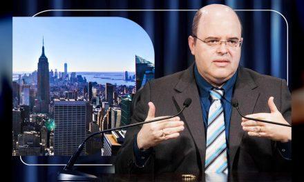 O líder espiritual Benjamin Teixeira de Aguiar falará em evento na sede da ONU em Nova York