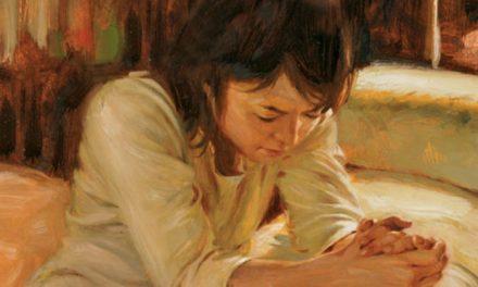 Oração – uma das formas mais puras de poder.