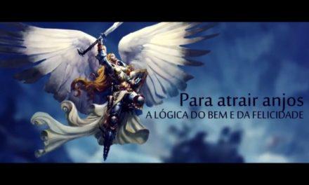 Para atrair anjos – videomensagem.