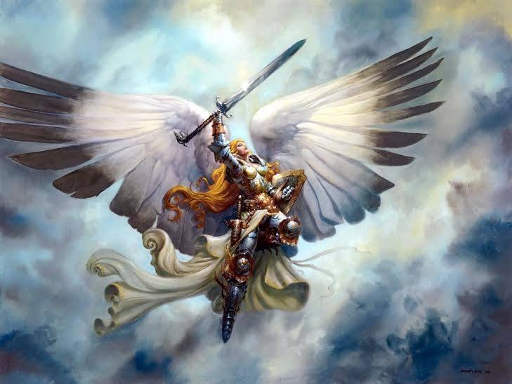 Para atrair anjos – a lógica do bem e da felicidade
