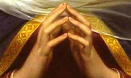 Mensagem com a Chancela do Poder de Deus.